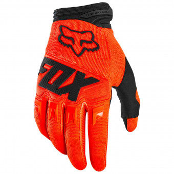 Guanti Cross FOX Dirtpaw Race Fluo Orange (824)