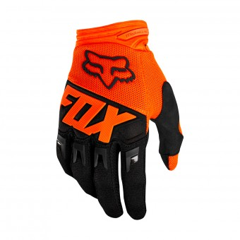 Guanti Cross FOX Dirtpaw Race Arancione (009)