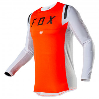 Maglia Cross FOX Flexair Howk Fluo Orange
