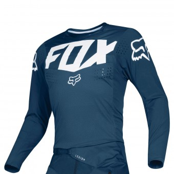 Maglia Cross FOX Legion Off Road Navy