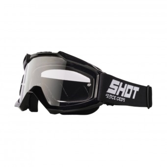 Maschera Cross SHOT Assault Black
