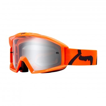 Maschera Cross FOX Main Race Arancione