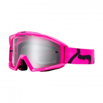 Maschera Cross FOX Main Race Rosa