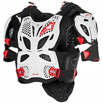 Pettorina Alpinestars A-10 Full Chest Protector