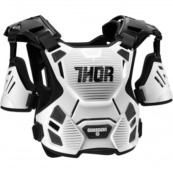 Pettorina Thor Guardian White Black