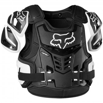 Pettorina FOX Raptor Vest CE Black White