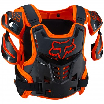 Pettorina FOX Raptor Vest Orange 009