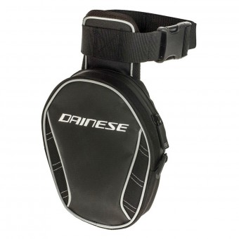 Zaino Moto Dainese Leg Bag Stealth Black