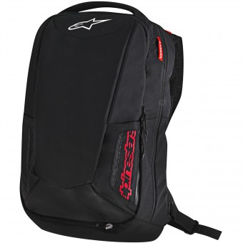 Zaino Moto Alpinestars City Hunter Backpack Black Red