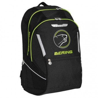 Zaino Moto Bering Fight Nero Fluorescente