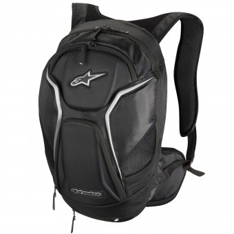 Zaino Moto Alpinestars Tech Aero Black White