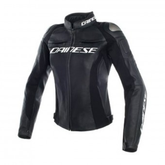 Giacche moto Dainese Racing 3 Lady Black