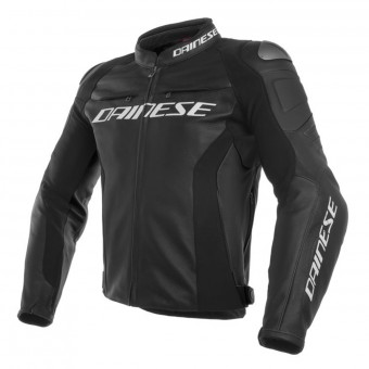 Giacche moto Dainese Racing 3 Perforated Black