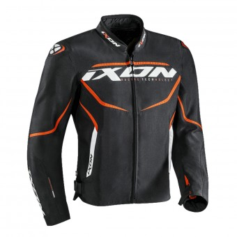 Giacche moto Ixon Sprinter Black Orange