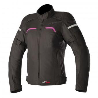 Giacche moto Alpinestars Stella Hyper Drystar Black Fuchsia