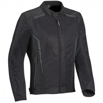 Giacche moto Ixon Cool Air Black