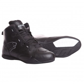Sneakers Moto Bering Jasper Waterproof Black