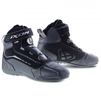Sneakers Moto Ixon Soldier Evo Black