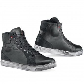 Sneakers Moto TCX Street Ace Waterproof Black