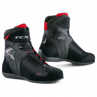 Sneakers Moto TCX Vibe Waterproof Nero