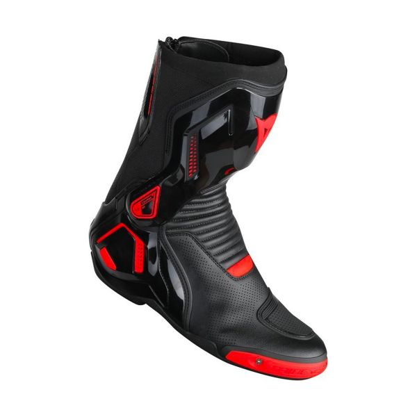 b09c05ca88 Stivali Moto Dainese Course D1 Out Air Black Fluo Red Al Miglior ...