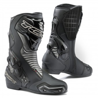 Stivali Moto TCX S-Speed Waterproof Nero Graphite