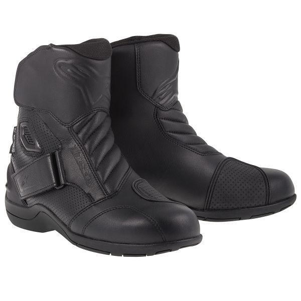 Stivali Moto Alpinestars Gunner Waterproof Black