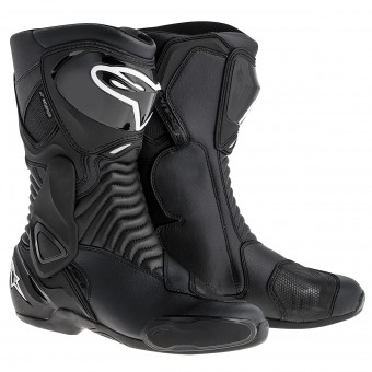 Stivali Moto Alpinestars SMX 6 Waterproof Black
