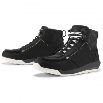 Scarpe Moto ICON Truant 2 Black