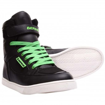Sneakers Moto Bering Jungle Waterproof EPI Black Green