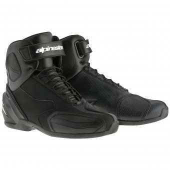 Scarpe Moto Alpinestars SP-1 Boot Black