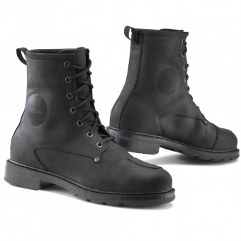 Scarpe Moto TCX X-Blend Waterproof Black