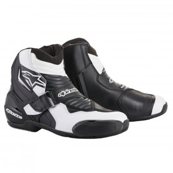 Stivaletti Alpinestars SMX-1 R Black White Graphic