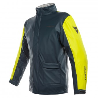 Giacche e giacche lunghe antipio Dainese Storm Jacket Antrax Yellow Fluo