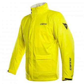 Giacche e giacche lunghe antipio Dainese Storm Jacket Yellow Fluo