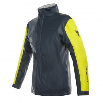 Giacche e giacche lunghe antipio Dainese Storm Lady Antrax Yellow Fluo