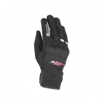Guanti moto Furygan Jet All Season Kid Black Pink