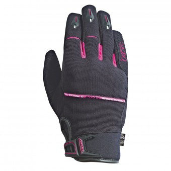 Guanti moto Ixon Rs Dry 2 Lady Black Fuschia