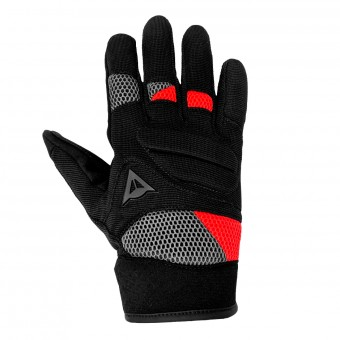 Guanti moto Dainese Fogal Unisex Black Red