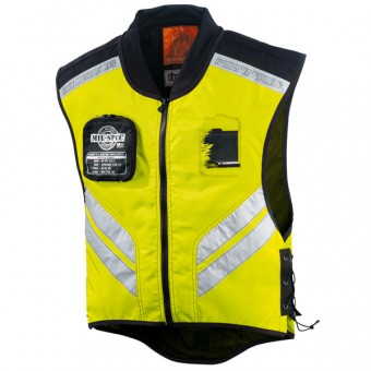 Gilet ICON Mil-Spec Mesh Yellow