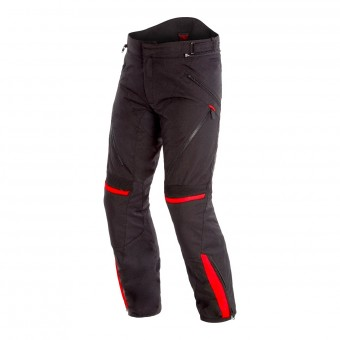 Pantalone moto Dainese Tempest 2 D-Dry Pants Black Tour Red