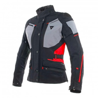Giacche moto Dainese Carve Master 2 Gore-Tex Black Frost Grey