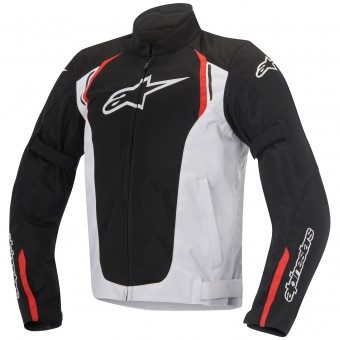 Giacche moto Alpinestars Ast Air Black White Red