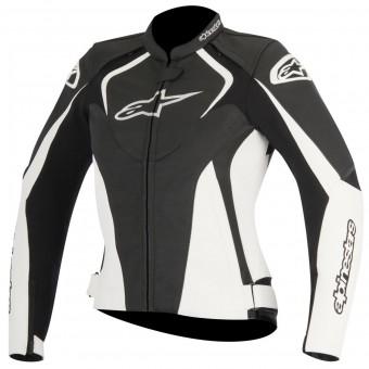 Giacche moto Alpinestars Stella Jaws Black White