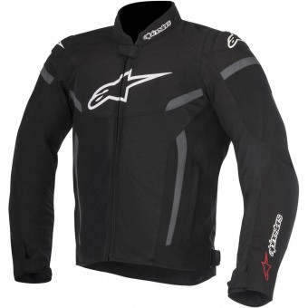 Giacche moto Alpinestars T-GP Plus R V2 Air Black Anthracite