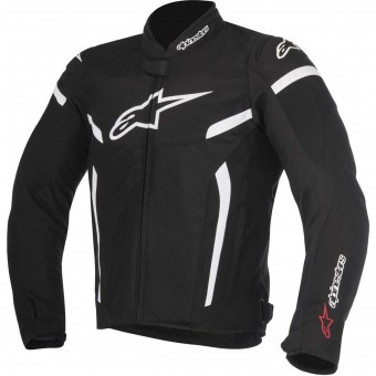Giacche moto Alpinestars T-GP Plus R V2 Air Black White