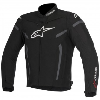 Giacche moto Alpinestars T-GP Plus R V2 Black Anthracite