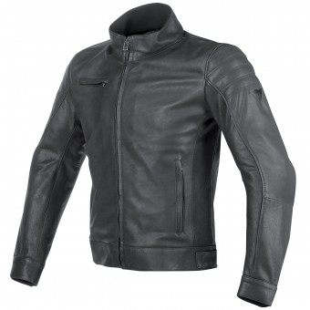 Giacche moto Dainese Bryan Leather Black