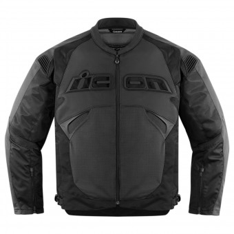 Giacche moto ICON Sanctuary Jacket Stealth