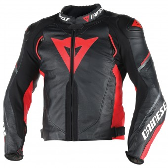 Giacche moto Dainese Super Speed D1 Black Red